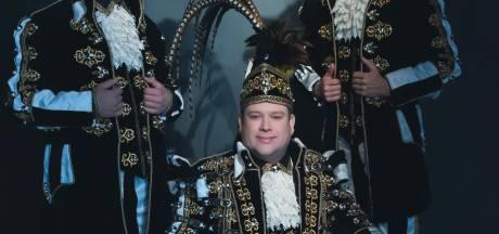 Ruud d'n Urste prins van De Keien in Waalre