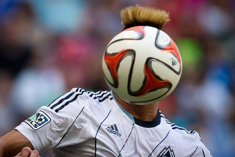 Kunt u deze voetballer herkennen zonder zijn gezicht te zien? (Antwoord onderaan de blogupdate). Beeld ap