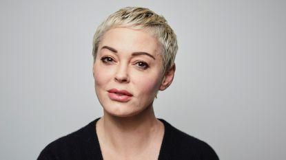 """Rose McGowan niet helemaal gerust na veroordeling Weinstein: """"Ik vroeg me af of hij een huurmoordenaar zou inhuren"""""""