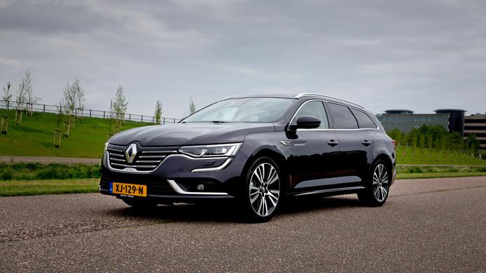 Met het design, de besturing en de motor van de Renault Talisman is niks mis, wel zou het onderstel beter kunnen.