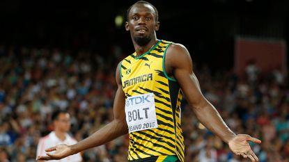 Topfavorieten Bolt en Gatlin makkelijk naar halve finales 200 meter