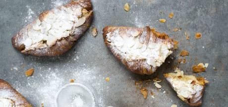 Wat Eten We Vandaag: Amandelcroissants