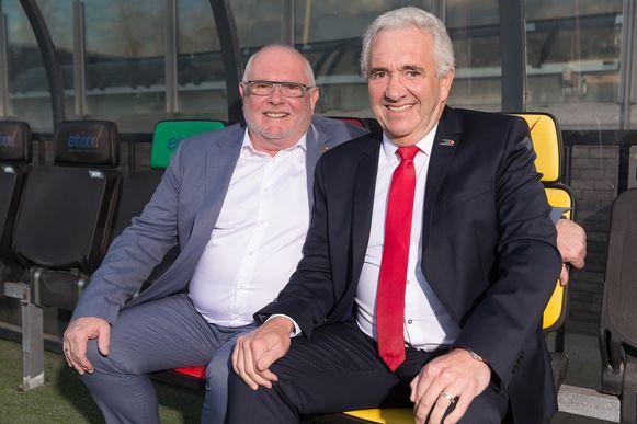 Frank Dierckens en Patrick Orlans.