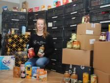 Voedselbank Hardenberg - Ommen kan na gulle kerstgiften weer maanden vooruit