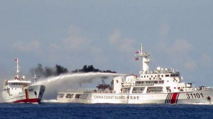Opnieuw botsingen tussen Vietnamese en Chinese schepen
