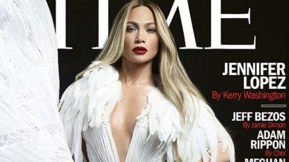 Jennifer Lopez haalt cover van Time magazine als meest invloedrijke persoon