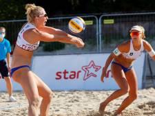 Van Iersel doorstaat eerste EK-test met nieuwe beachpartner glansrijk
