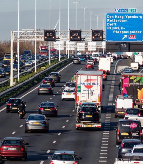 Wegverkeer veroorzaakt 17 procent CO2-uitstoot