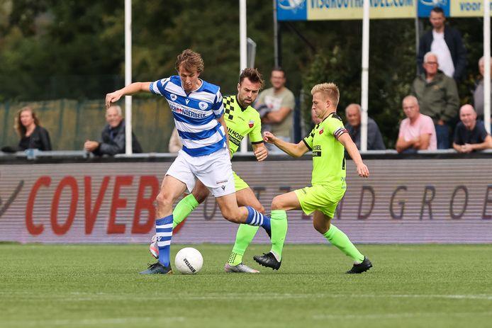 Spakenburg-speler Floris van der Linden