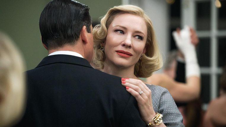 Cate Blanchett in Carol. Beeld