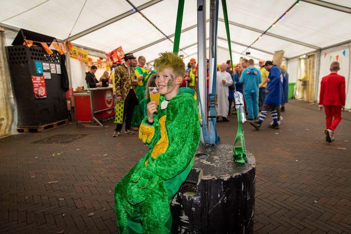 Carnaval in Kwadendamme.