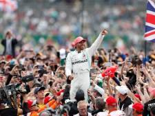 Lewis Hamilton élu sportif européen de l'année
