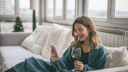 Vergeet het aperitief: vanavond klinken we op het digitaal e-peritief