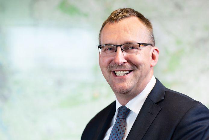 Wethouder Bart Jaspers Faijer van de gemeente Ommen is voor het tweede jaar op rij genomineerd als Beste Bestuurder.
