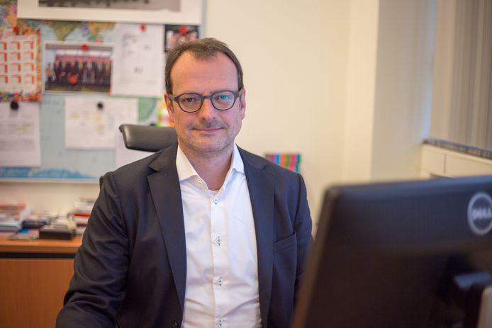 David Germis, CEO van Medimundi.