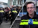 Extreme agressie tegen politie door relschoppers: 'Met dit geweld zijn we zelden geconfronteerd'