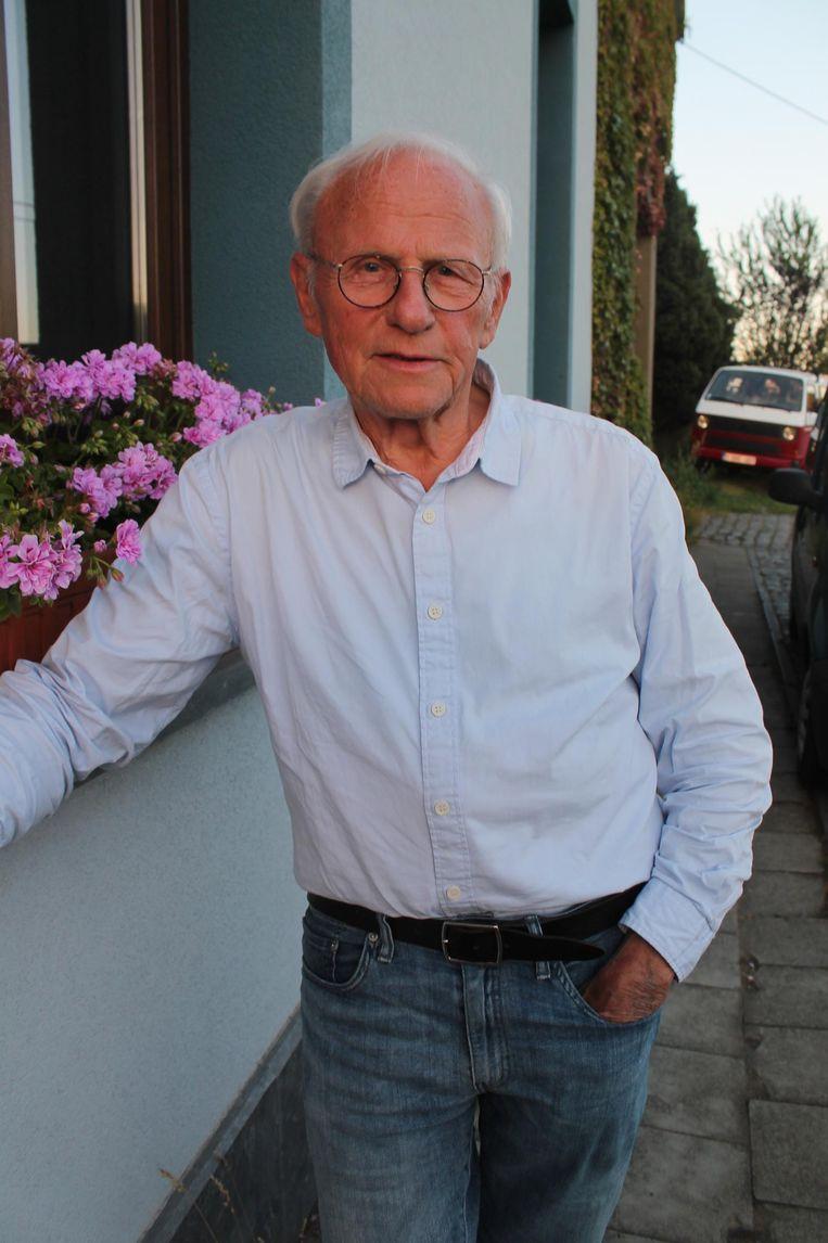 Marcel Seghers overleed dinsdag op 81-jarige leeftijd.