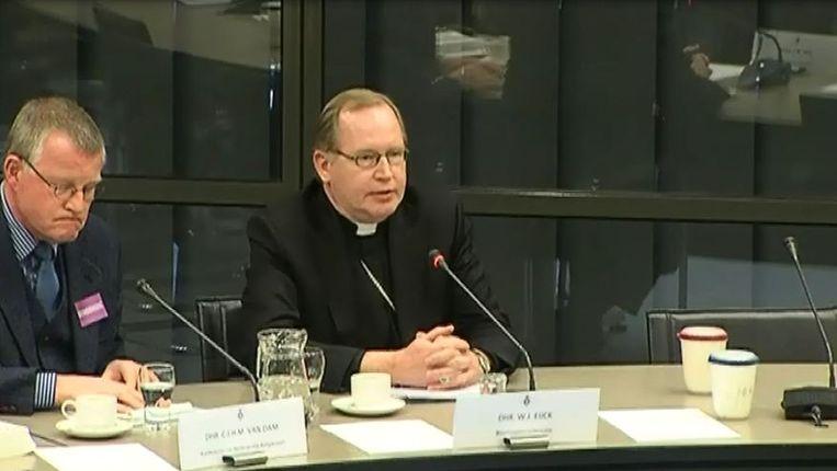 Kardinaal Wim Eijk Beeld ANP