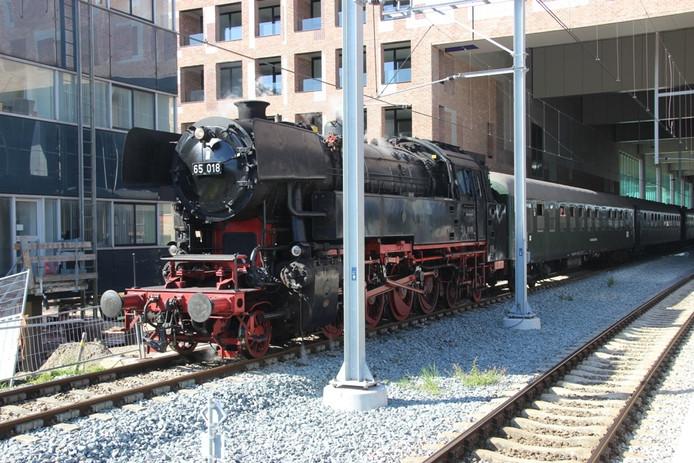 BN DeStem Express station Breda