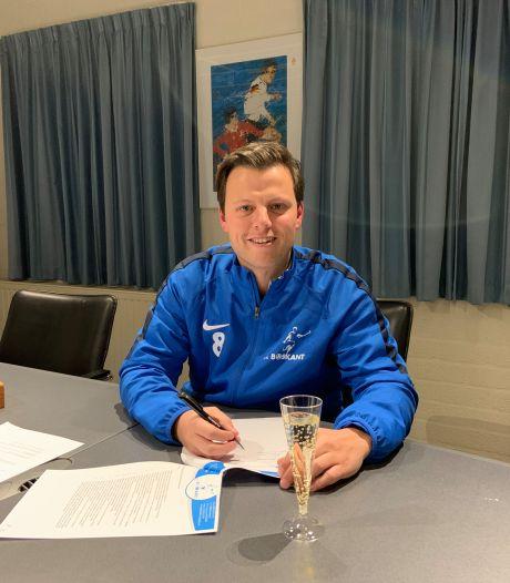 Sander Janssen nieuwe trainer Handel