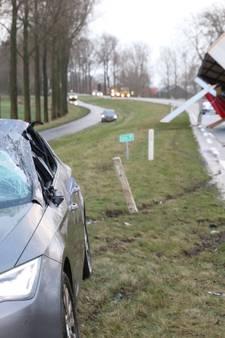 LIVE: Code rood, chaos op weg, nog net geen orkaankracht