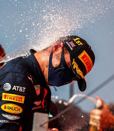 Miljoen mensen zien overwinning Max Verstappen