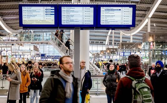 Een derde van de vertragingsuren op het spoor komt door incidenten op spoorwegovergangen