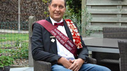 Wordt Vincent Verstraete de nieuwe provinciale Prins Carnaval?
