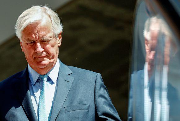 Michel Barnier, hoofdonderhandelaar voor de brexit.