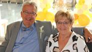 Jacques en Jeannine 50 jaar getrouwd