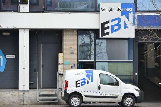 Het kantoor van EBN aan de Nieuweweg in Breda.