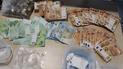 Tienduizenden euro cocaïne en luxegoederen in beslag bij oprollen drugsnetwerk in Kortrijkse regio
