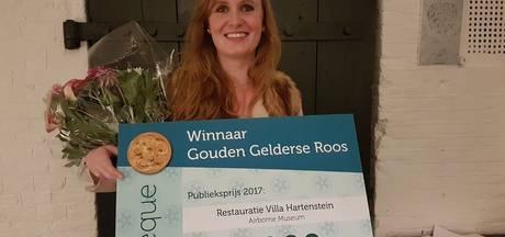 Gouden Gelderse Roos voor Hartenstein