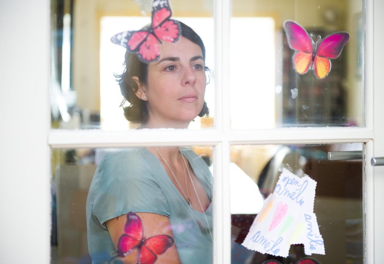 Marjolein Broeren verloor dochtertje aan hersenstamkanker