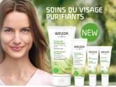 TEST BEAUTE: les soins du visage purifiants de Weleda