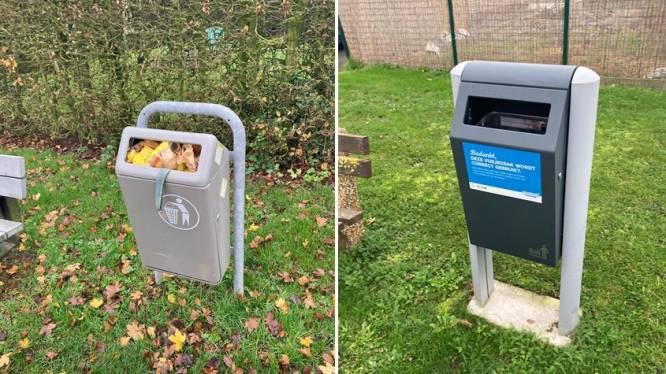 Stad gaat spreiding vuilnisbakken onder de loep nemen