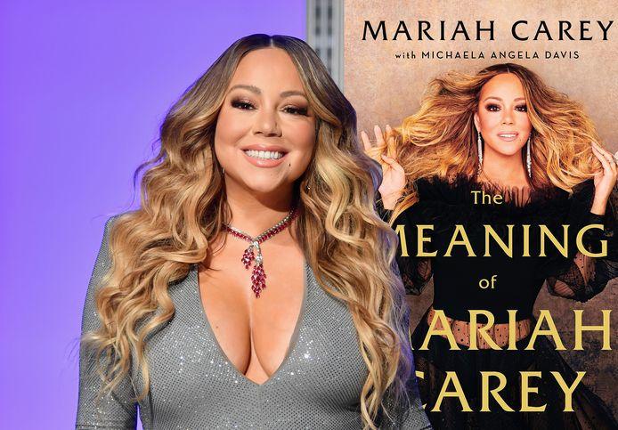 Mariah Carey brengt haar memoires uit