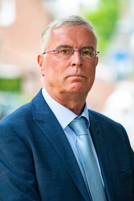Wethouder Guus van der Put, Hilvarenbeek