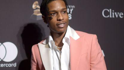 Amerikaanse rapper A$AP Rocky in december weer naar Zweden voor concert