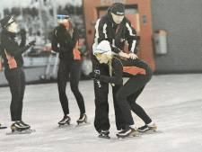 Westland apetrots op wereldkampioen schaatsen: 'Het zat er altijd al in bij Jutta'