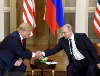 "Ontmoeting tussen Trump en Poetin afgelopen, Trump gewaagt van ""erg goed begin"""