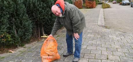 GroenLinks bekommert zich om afvalzakken: 'Het trekt ongedierte aan'