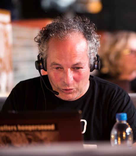 Presentator André van der Toorn is kankervrij