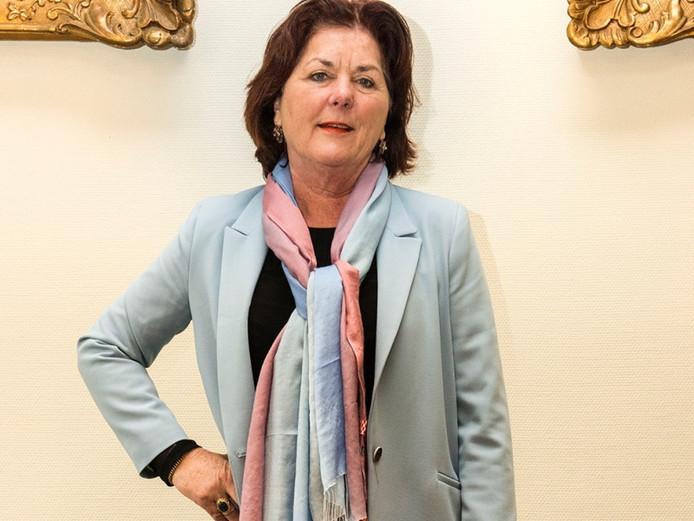 Zundertse burgemeester Leny Poppe-de Looff