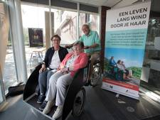 Middel tegen eenzaamheid bij ouderen:  een ritje met de riksja