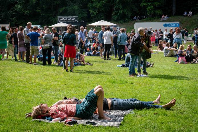 Park Open in het Arnhemse Park Sonsbeek op archiefbeeld, foto ter illustratie.
