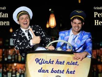 Peter Hens en Stefan Laenen winnen Cultuurprijs 2020