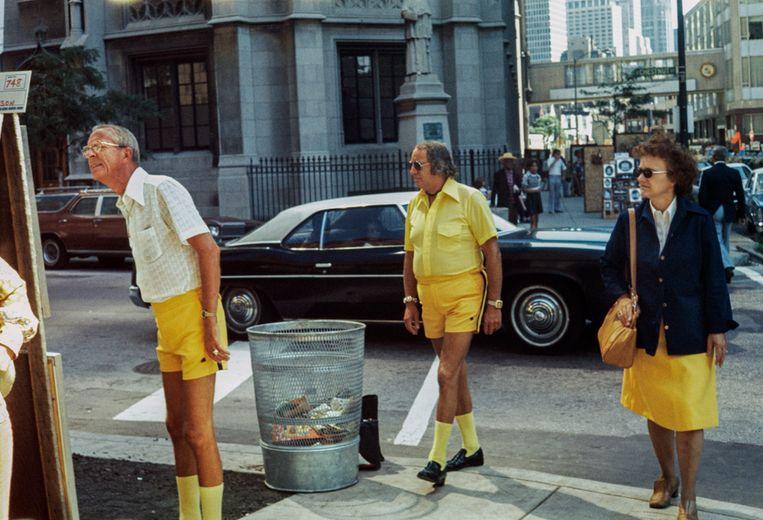 Chicago, 1975. Beeld Nalatenschap Vivian Maier, Maloof Collection en Howard Greenberg Gallery, New York