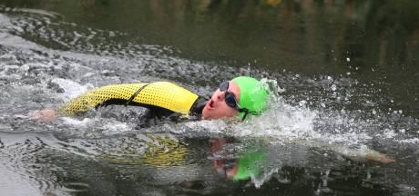 Bjorn (20) uit Heeten springt kanaal in op weg naar goud op Special Olympics