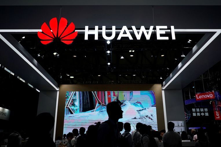 Volgens de VS zijn er risico's verbonden aan het gebruik van apparatuur van Huawei.
